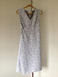 Patio Wrap Dress