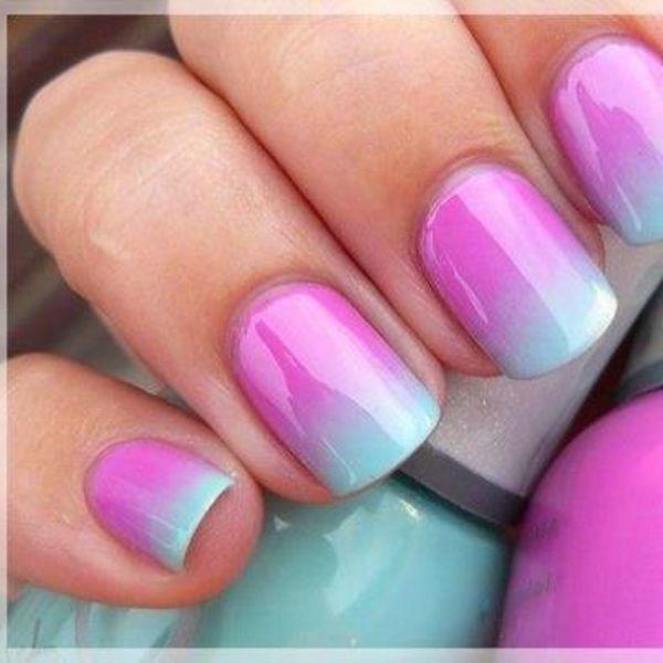 summer-nail-color-designs | Burgheoisie™